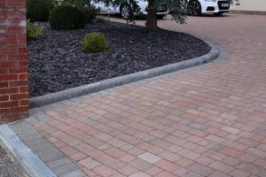 Block paving Lostock