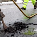 Pothole Repairs company in Walley Range