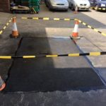 Pothole repair cost Knutsford