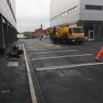 Wilmslow Road Markings Experts