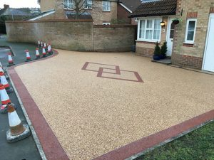 resin driveway Peterborough