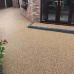 Cost of resin bound driveway Knutsford